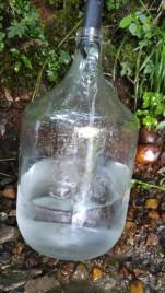 Spring water. Waterbury, VT