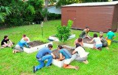 SGA Green Planting