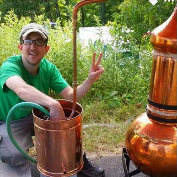 Chuck distill